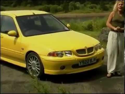 Men and Motors - MG ZS