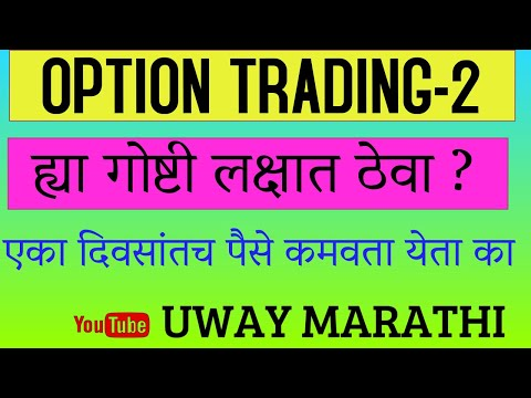 Option trading in r