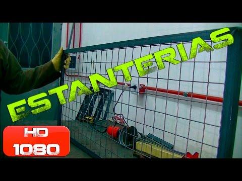Estanterías de hierro  - Metal Shelving