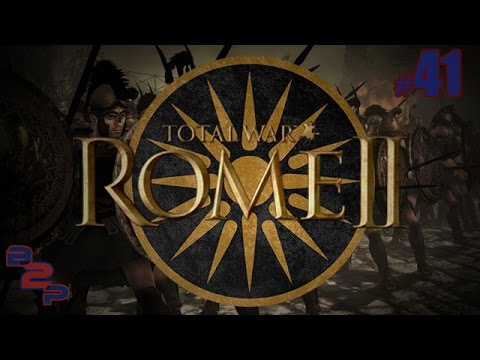 Rome II: Total War - #41 La Crociata Zero - Gameplay Ita