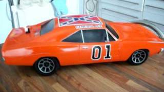rc general lee dukes of hazzard 1 10 scale