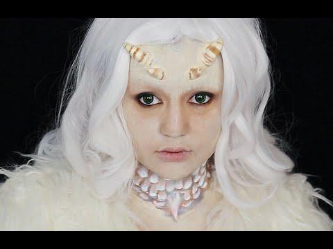 Tattoo Anime Girl Wallpaper Dark Souls Crossbreed Priscilla Makeup Tutorial Youtube