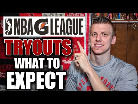 What To Expect At NBA G League Tryouts | Pt. 4