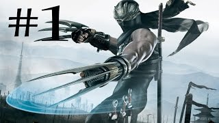 Ninja Gaiden Sigma 2 Walkthrough Part 1 - Chapter 1: Sky City Tokyo [1080p HD] (60fps)