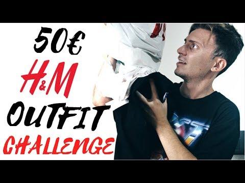 50€ HM OUTFIT CHALLENGE | GIORGOS KAVVALOS