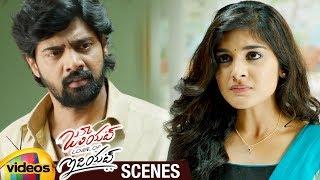 Nivetha Thomas Best Emotional Scene | Juliet Lover of Idiot Telugu Movie Scenes | Naveen Chandra