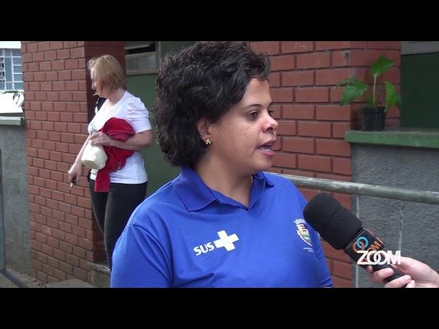 02-12-2019 - CARTÃO DO SUS SERÁ EXIGIDO PRA VACINAÇÃO - ZOOM TV JORNAL