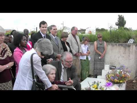 Dr Robert Livingstone Foster Burial Lubango Angola January 12 2012