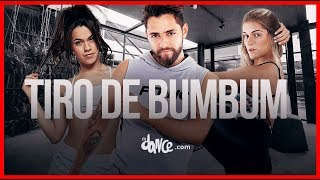 Tiro de Bumbum  - Mc Troia | FitDance SWAG (Choreography) Dance Video