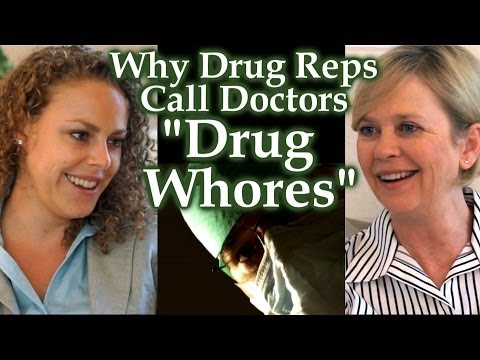 Why We Can't Trust Our Doctors: Ex-Pharma Drug Rep Tells All