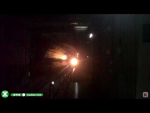 SZMC Luobao Line ( Line 1 ) - 深圳地鐵羅寶線 ( 1號線 ) 2010-7-20