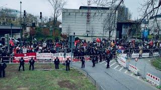 Demo in der Antifahölle Hamburg: Wir müssen evakuiert werden!