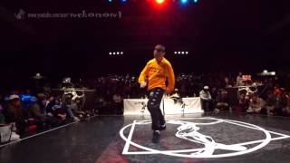 BOOGALOO KIN from KOREA JUDGE DEMO / JUSTE DEBOUT JAPAN 2017