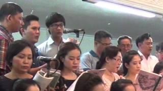 Hoan Ca Phuc Sinh (Hung Lan) - Tran The Vang Khuc Hoan Ca (R.Deiss)