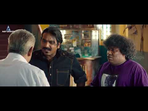 Junga HD Tamil Movie Scenes part 05 | Vijay Sethupathi, Yogibabu | Gokul