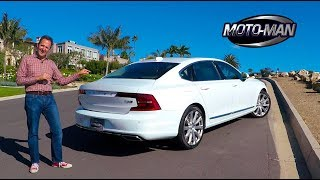 2018 Volvo S90 T8 PHEV FIRST DRIVE REVIEW • Polestar 1 PREVIEW  (2 of 2)