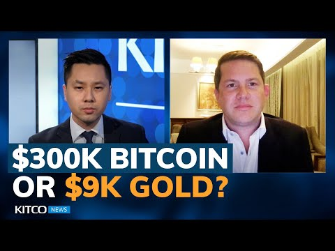 Which will come first: $300k Bitcoin or $9k gold? – Florian Grummes