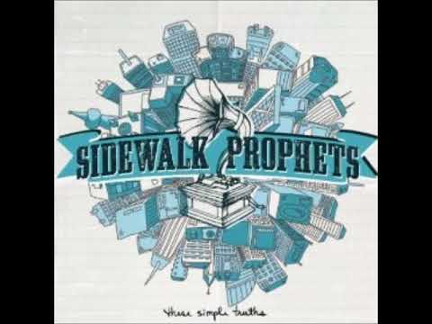 You Will Never Leave Me - Sidewalk Prophets