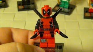 Минифигурки Лего Супергерои - китайская версия(, 2014-09-09T13:56:59.000Z)