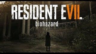 RESIDENT EVIL 7 biohazard (SNAILKICK) (часть 1)