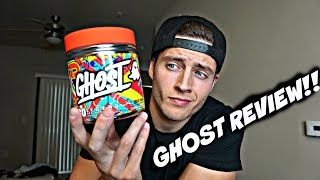 Let's see what all the fuss is about!! Ghost lifestyle reveiw