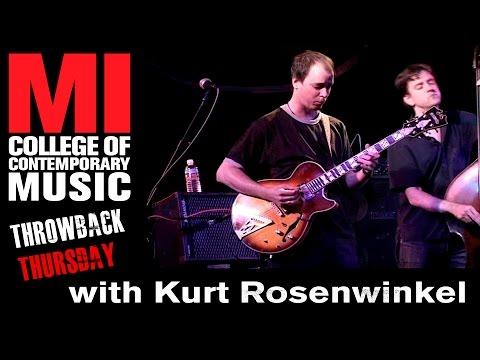 Kurt Rosenwinkel - Throwback Thursday from the MI Vault