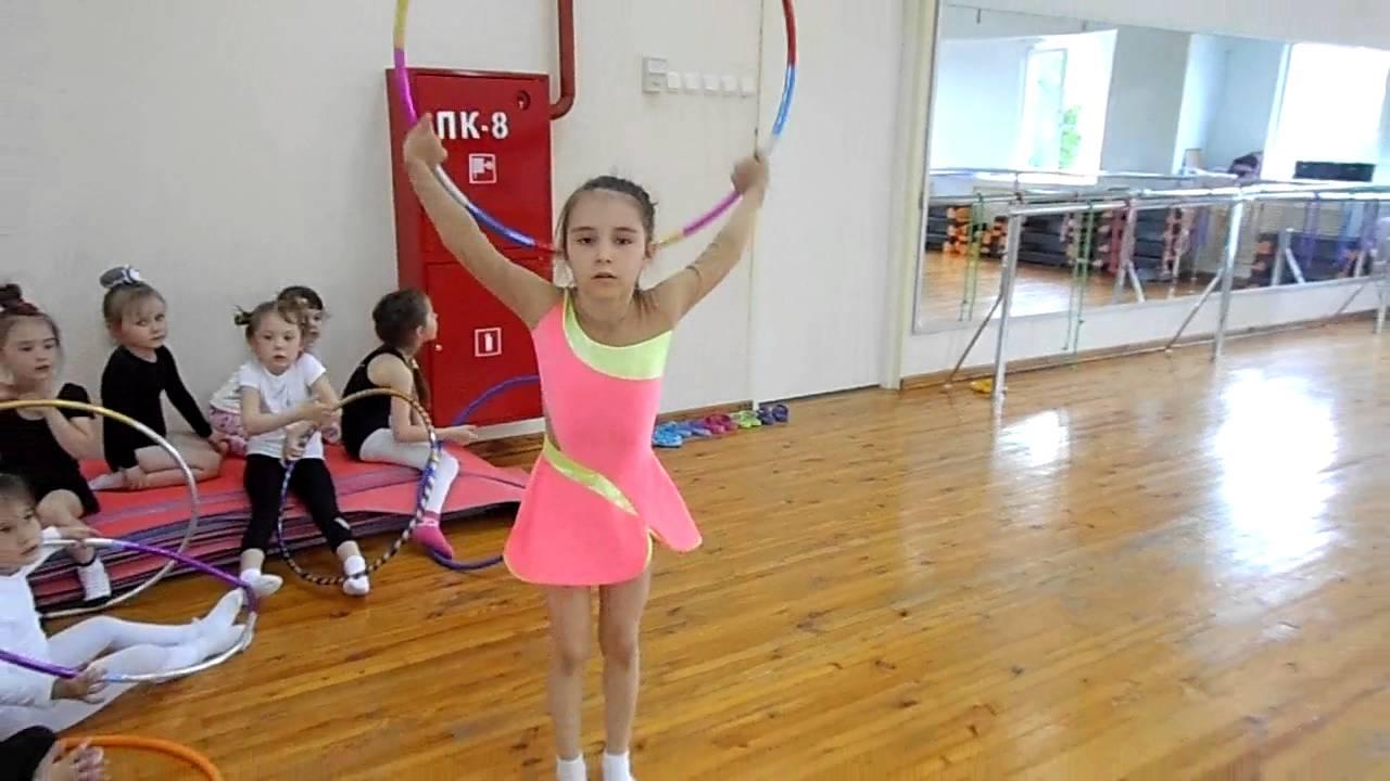 """Художественная гимнастика в Чувашии. Спортивный клуб """"Ритм ..."""