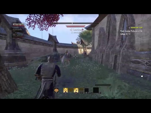 Eso Live episode 1