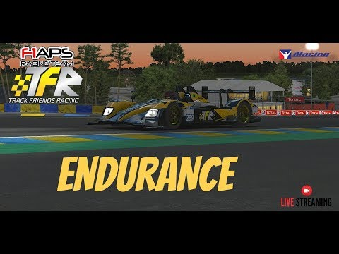 Iracing ILMS Endurance | 6hrs SPA | Honda HPD LMP2