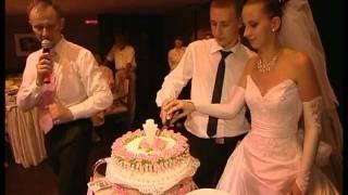 Аукцион свадебного торта. Ведущий - Сергей Попов