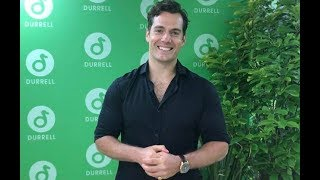 Exclusive: Henry Cavill Interview At The Durrell Challenge 2018