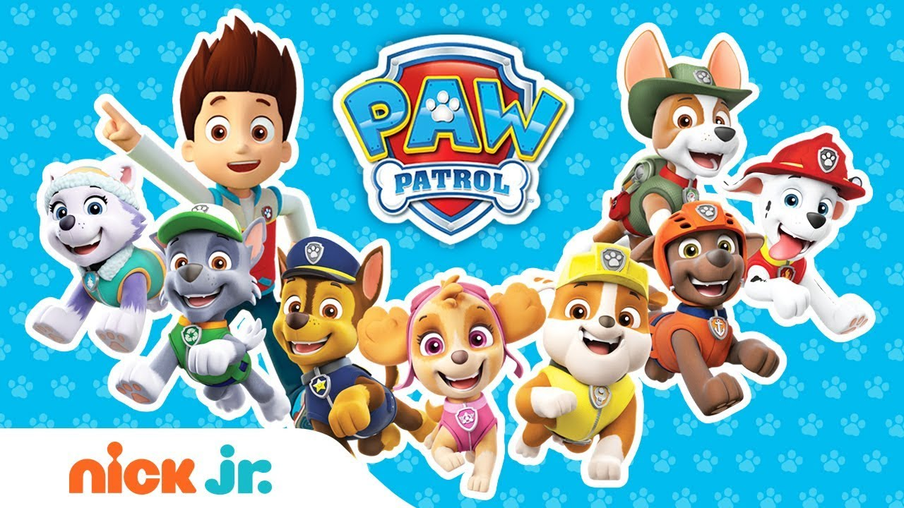 How Many Paw Patrol Friends Can You Name In Ft Chase Chickaletta More Paw Patrol Nick Jr Youtube
