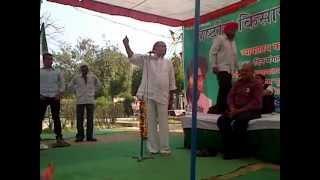 Dr. Hariom Pawar on black money, corruption, politicians