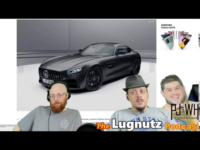#161 Lugnutz Podcast: Acura Shawd Neato Storage Box
