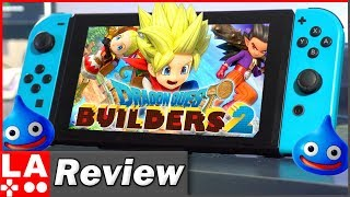 Dragon Quest Builders 2 Review | (Nintendo Switch & PS4) (Video Game Video Review)