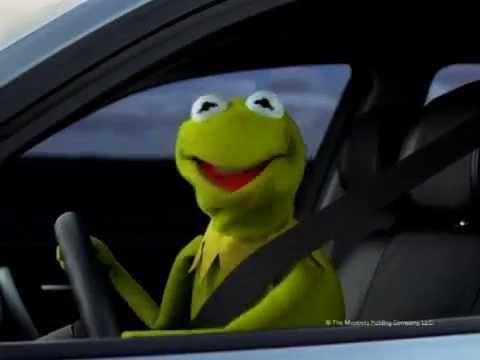 Kermit The Frog Meme Driving BMW - Kermit th...