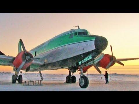 Ice Pilots: Giant ice cube