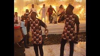 Watch How Akpororo And Ushbebe Roasts Mc Shakara Alex Ekubo Funny Bone amp Others
