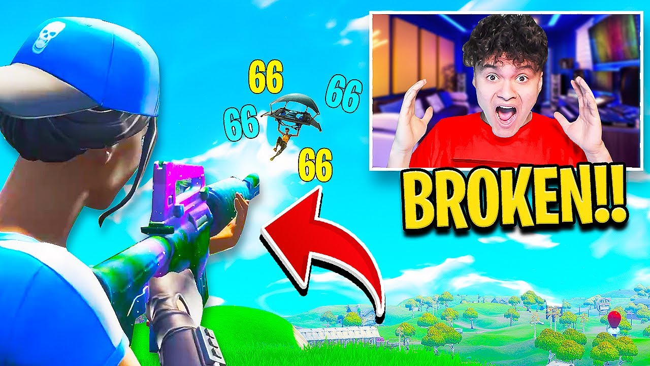 Fortnite Gives my Controller AIMBOT thumbnail