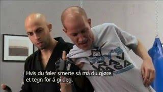 Roy Elghanayan's Krav Maga on Norway TV