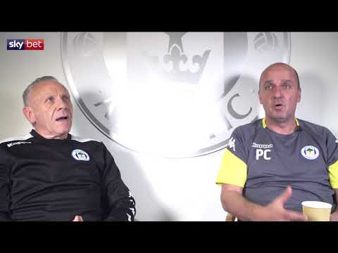 Peter Reid and Paul Cook on Christmas