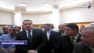 بالفيديو والصور .. تأخر افتتاح متحف كوم أوشيم بسبب سور 'شرطة السياحة'