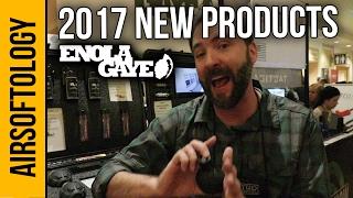 Enola Gaye Airsoft New Products - 2017 | Airsoftology SHOT Show