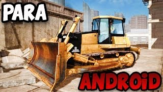 Construction Machines Simulator 2016 Para Android