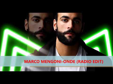 Onde - Marco Mengoni(RADIO OFFICIAL VERSION)