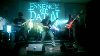 Essence of Datum - Bass Solo (Petr Markov) & Soul Strings Theory @ Minsk, Пираты 13.02.2015
