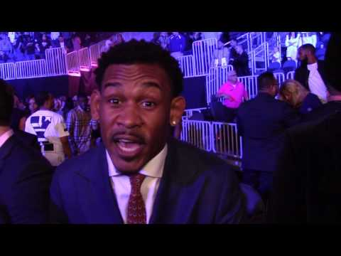 Danny Jacobs Reacts Andre Ward vs Sergey Kovalev. HoopJab Boxing