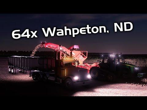 ENG|PC|FS19 BEET OFF - 64x Map - Wahpeton, ND By NDMM