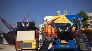Luna Park Corato [Ba] Agosto 2018 HD.