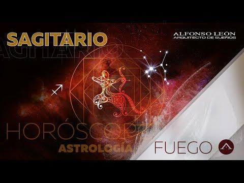 SAGITARIO | 16 AL 22 DE OCTUBRE | HORÓSCOPO SEMANAL | ALFONSO LEÓN ARQUITECTO DE SUEÑOS
